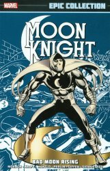 Marvel's Moon Knight: Epic Collection TPB # 1
