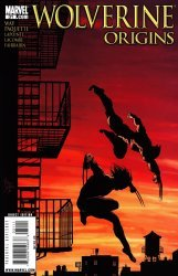 Marvel Comics's Wolverine: Origins Issue # 31