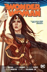 DC Comics's Wonder Woman Hard Cover # 2