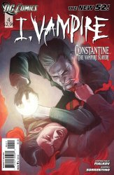 DC Comics's I, Vampire Issue # 4