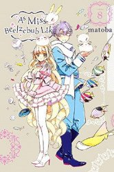 Yen Press's As Miss Beelzebub Likes Soft Cover # 8