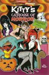 Chapter House Publishing Inc.'s Die Kitty Die: Cathouse of Horror Issue # 1