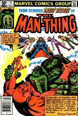 MarvelS Man Thing Stream