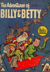 Harvey Publications's The Adventures of Billy & Betty Issue nn