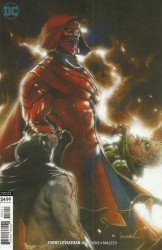 DC Comics's Event Leviathan Issue # 4b