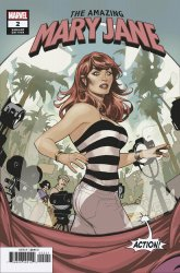 Marvel Comics's The Amazing Mary Jane Issue # 2b