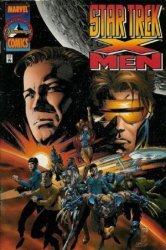 Marvel Comics's Star Trek / X-Men Issue # 1