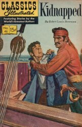Gilberton Publications's Classics Illustrated #46: Kidnapped Issue # 1k