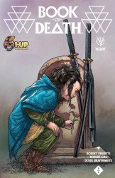 Valiant Entertainment's Book of Death Issue # 1 1up collectibles