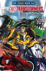 IDW Publishing's Transformers: Robots in Disguise - Animated Issue # 0fcbd