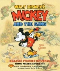 Gemstone Publishing's Mickey and the Gang: Classic Stories in Verse Soft Cover # 1