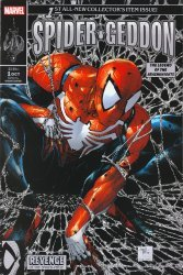 Marvel Comics's Spider-Geddon Issue # 1krs-b