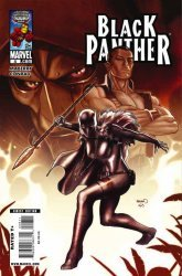 Marvel Comics's Black Panther Issue # 8