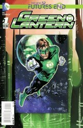 DC Comics's Green Lantern: Futures End Issue # 1