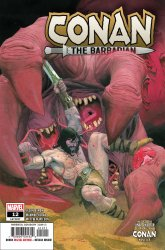 Marvel Comics's Conan the Barbarian Issue # 12