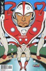 Valiant Entertainment's Divinity Issue # 0e