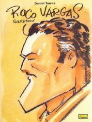 Norma Editorial S.A.'s Rocco Vargas Sketchbook Hard Cover # 1