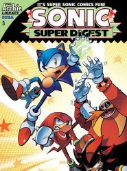 Archie's Sonic Super Digest! Issue # 3