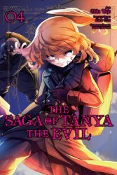 Yen Press's Saga Of Tanya The Evil Soft Cover # 4
