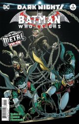 DC Comics's Dark Nights: Batman Who Laughs Issue # 1 - 2nd print