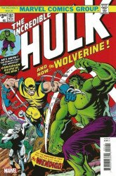 Marvel Comics's The Incredible Hulk Issue # 181facsimile-2nd