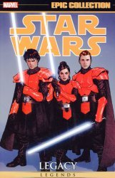 Marvel's Star Wars Legends: Epic Collection - Legacy  TPB # 1