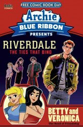 Archie Comics Group's Archie: Blue Ribbon Presents - FCBD 2020 Issue fcbd2020