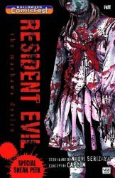 Viz Media's Resident Evil: The Marhawa Desire - Halloween ComicFest Issue # 1