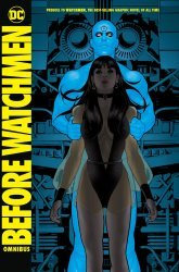 DC Comics's Before Watchmen - Omnibus Hard Cover # 1