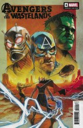 Marvel Comics's Avengers of the Wastelands Issue # 4b