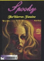 Soaring Penguin's Spooky: Warren Fanzine Issue # 3