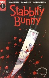 Scout Comics's Stabbity Bunny Issue # 1brain trust-c