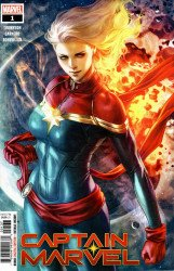 Marvel Comics's Captain Marvel Issue # 1walmart