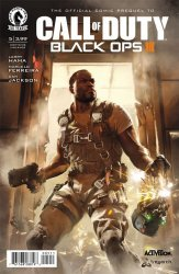 Dark Horse's Call of Duty: Black Ops III Issue # 5