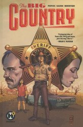 Humanoids Publishing's The Big Country Soft Cover # 1