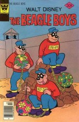 Gold Key's Beagle Boys Issue # 38whitman