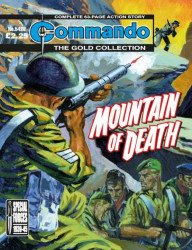 D.C. Thomson & Co.'s Commando: For Action and Adventure Issue # 5428