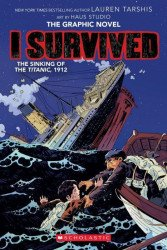 Graphix's I Survived: The Shark Attack of 1916 Hard Cover # 1