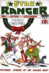 Chesler Publications's Star Ranger Issue # 8