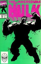 Marvel Comics's The Incredible Hulk Issue # 377