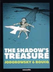Humanoids Publishing's Shadow's Treasure Hard Cover # 1