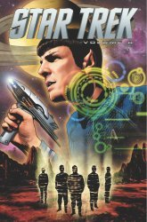 IDW Publishing's Star Trek TPB # 8