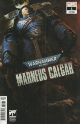 Marvel Comics's Warhammer 40000: Marneus Calgar Issue # 1d
