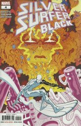 Marvel Comics's Silver Surfer: Black Issue # 4