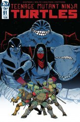 IDW Publishing's Teenage Mutant Ninja Turtles Issue # 91