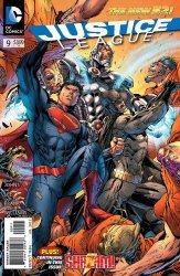 DC Comics's Justice League Issue # 9