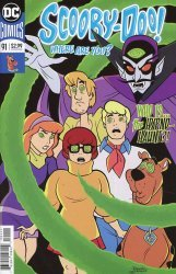 DC Comics's Scooby-Doo: Where Are You? Issue # 91