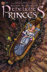 Cave Pictures Publishing's George McDonald's Light Princess Issue # 4
