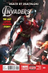 Marvel's All-New Invaders Issue # 9