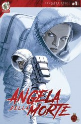 Red 5 Comics's Angela Della Morte Issue # 1